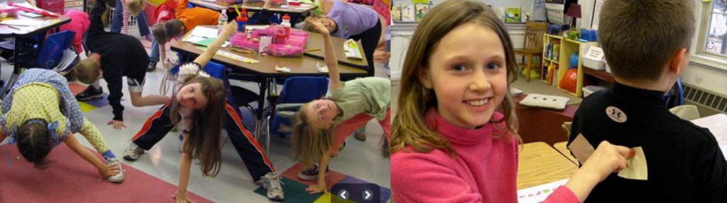 Photo: Yoga4Classrooms