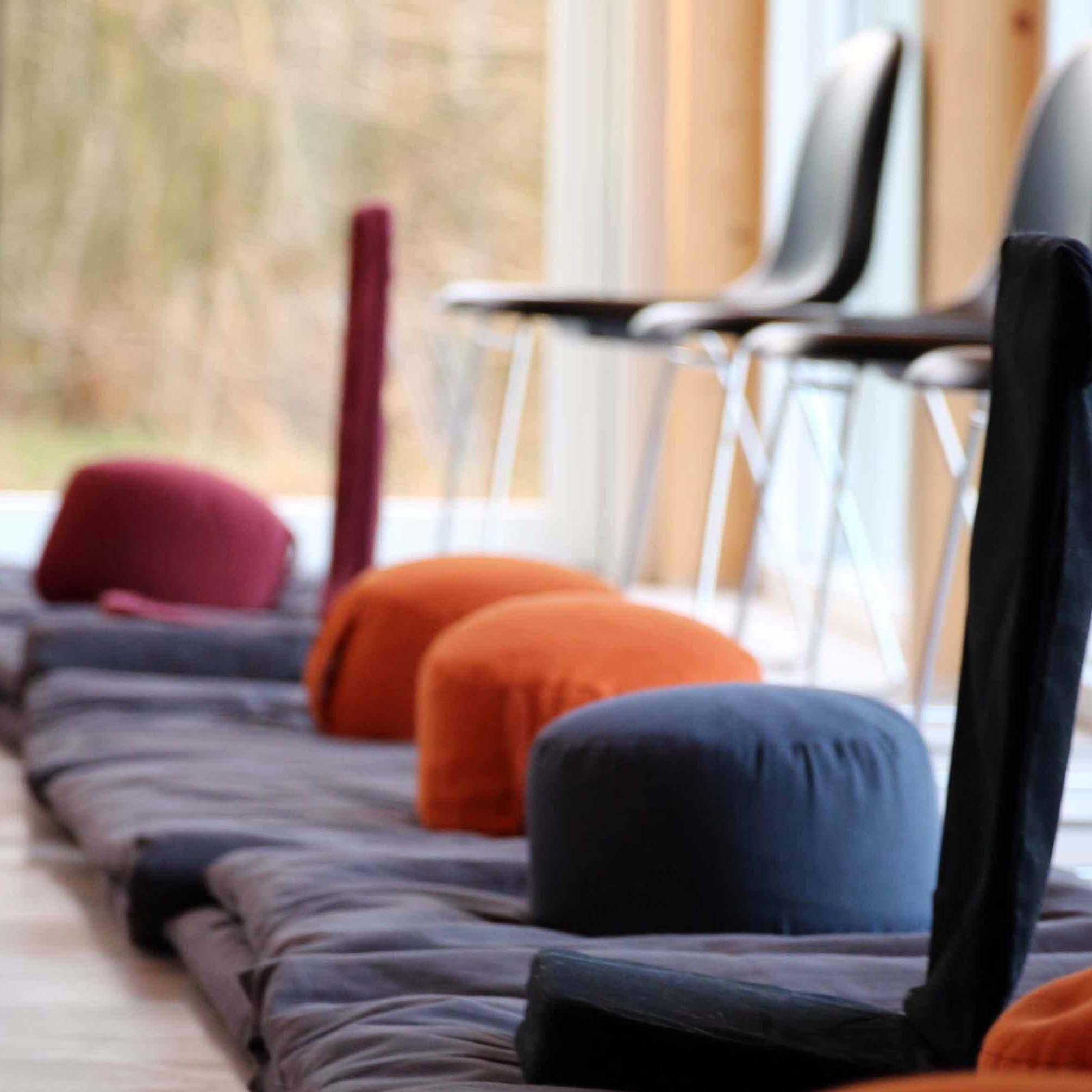 Kontemplations kurser, retreats og workshops