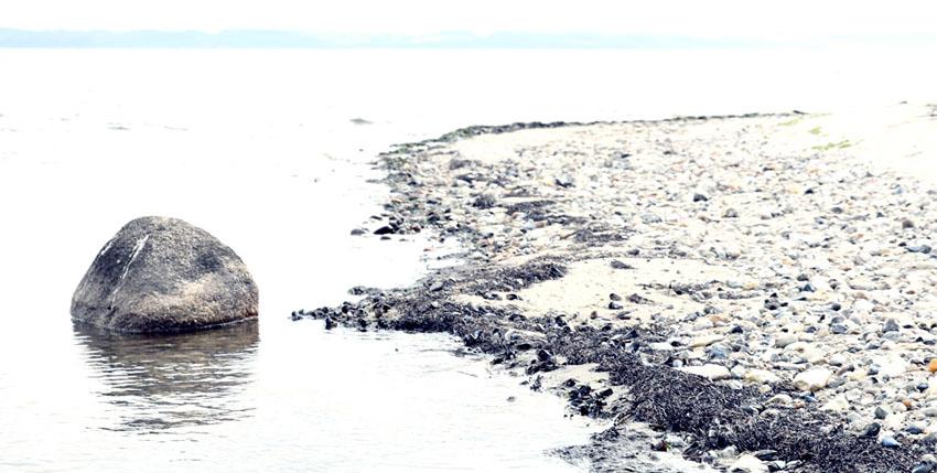 Sten i vand