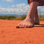 Hvad fødderne beretter