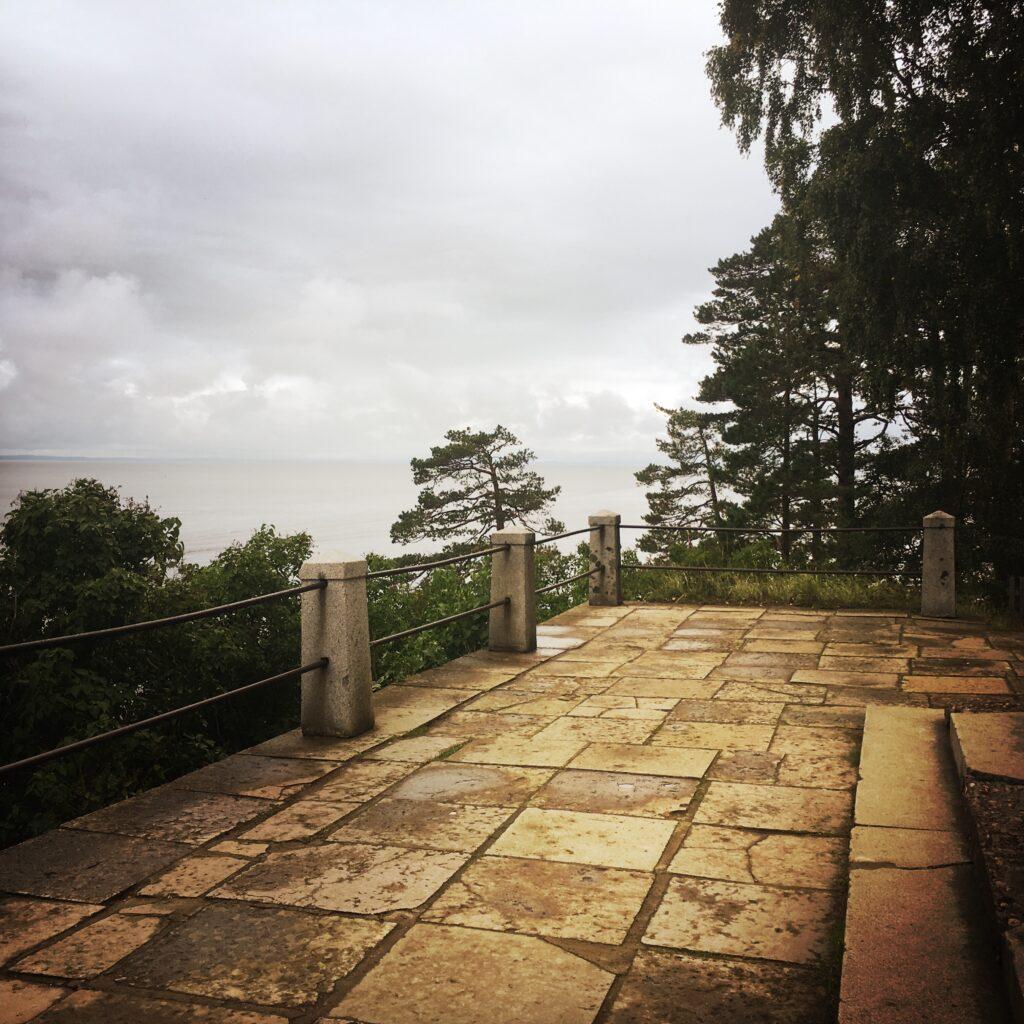 Valaam utsikt
