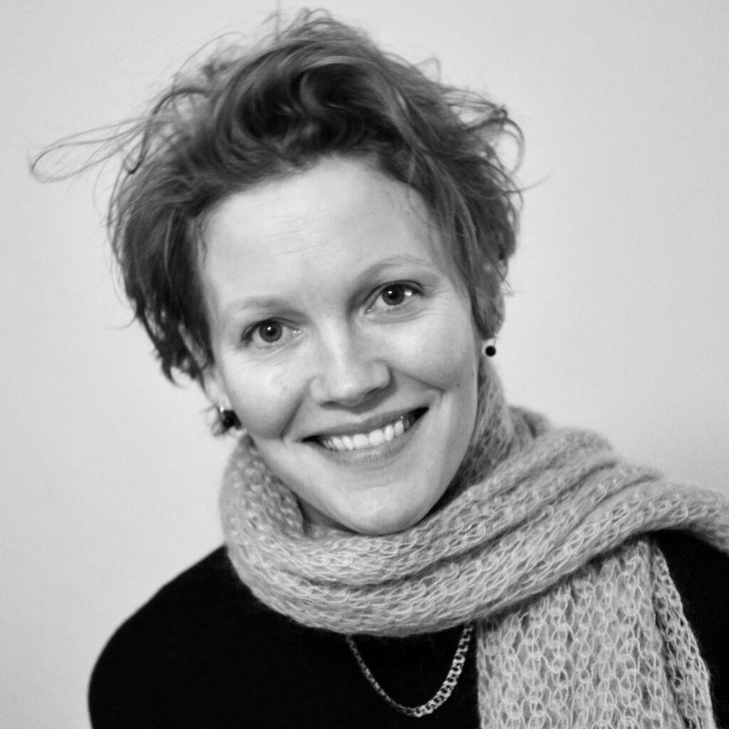 Jeanette Lykkegård_profilbio_bw