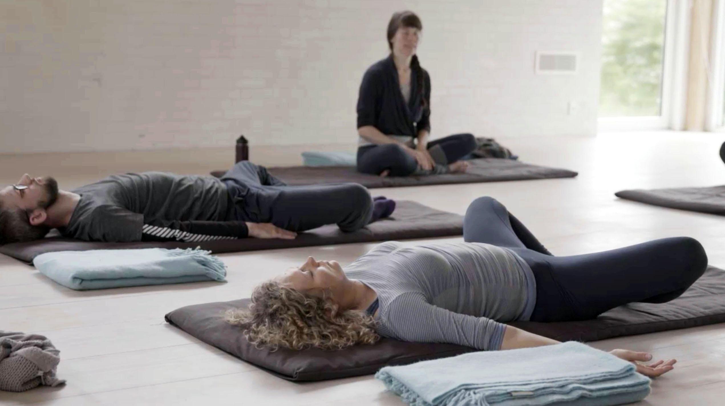 Bilde til Stressforebyggende yoga