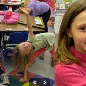 Photo: Yoga4Classrooms